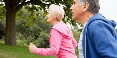 Laufen ist zugleich Gehirnjogging
