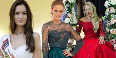 Star-Ladys zeigen ihre Opernball-Roben