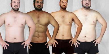 Körperideale im Vergleich