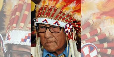USA: Letzter großer Indianer-Häuptling ist tot