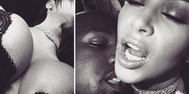 Kim Kardashian: So intim postet sie auf Instagram