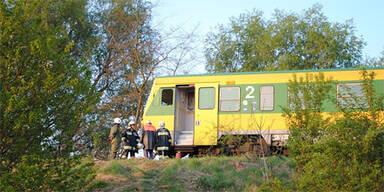 Raaberbahn-Triebwagen brannte
