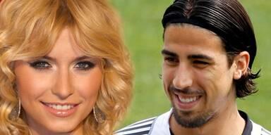 Lena Gercke turtelt mit Real-Star Khedira