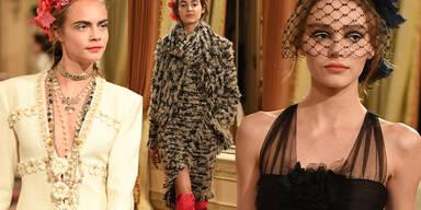 Chanel Metiers d'Art 2016: Paris Cosmopolite