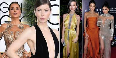 Golden Globes: Die heißesten Stars