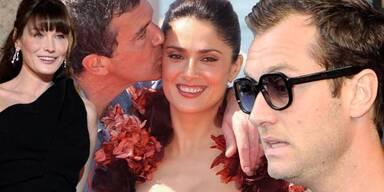 Stars in Cannes: Erste Hollywood-Gäste