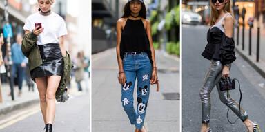 6 Streetstyle-Trends, die man kennen muss