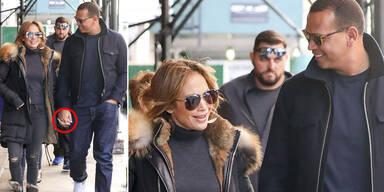 Jennifer Lopez & Alex Rodriguez: Verliebt in New York