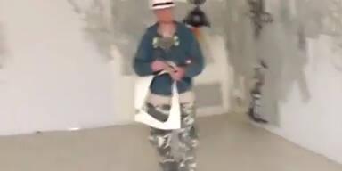 Zeigt dieses Video den Mythos Banksy?