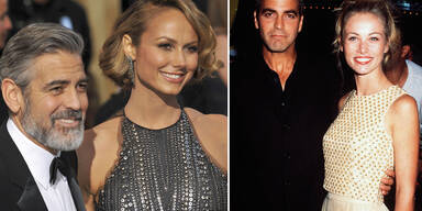 Clooneys Ex-Frauen