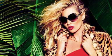 Kate Moss für Vogue Eyewear