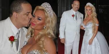 Ice-T und Coco: Ihre zweite Hochzeit