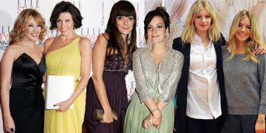 Promi-Schwestern mit Modelinie