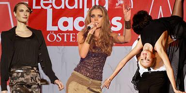 Die Showacts der Leading Ladies Gala