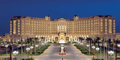 Luxusgefängnis wieder Fünf-Sterne-Hotel