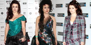 Helena Bonham Carter für Marc Jacobs