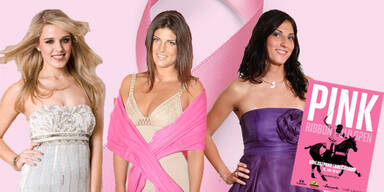 Pink Ribbon Polo