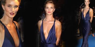 Rosie Huntington-Whiteley sexy am Red Carpet