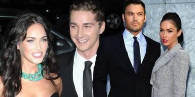 Megan Fox:  Hat sie Brian Austin Green mit Shia LaBeouf betrogen?