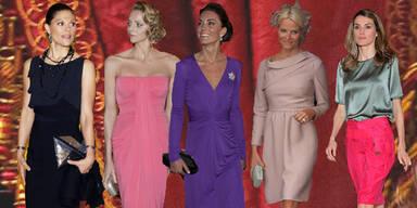 Die Royals im Style-Check