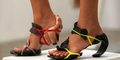 DIY High-Heels