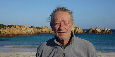 ER lebt seit 30 Jahren auf einsamer Insel - nun muss er sie verlassen