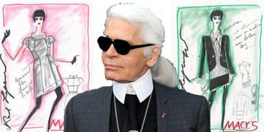Lagerfeld entwirft für Macy's