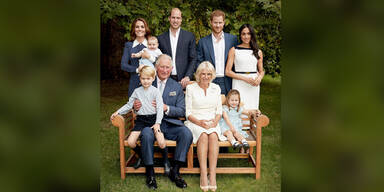 Erstes Foto von Charles 70. Geburtstag ist da!