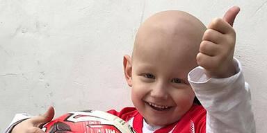 Charly (5) stirbt an Krebs – seine letzten Worte rühren zu Tränen