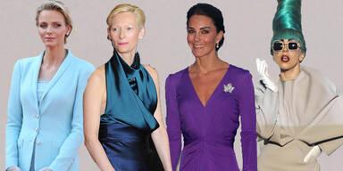 Vanity Fair Best Dressed 2011