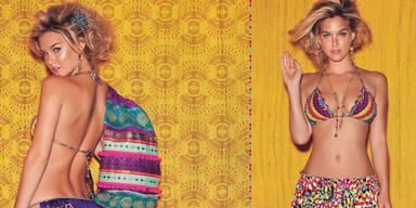 Bar Refaeli präsentiert Beachwear für 2012
