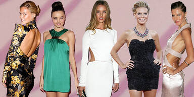 Wer ist das heißeste Topmodel?