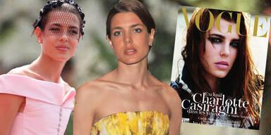 Charlotte Casiraghi covert Vogue Paris