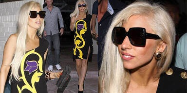 Lady Gagas seriöse Outfits