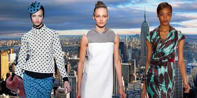 Die Highlights der NY Fashion Week 2012