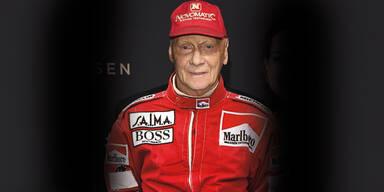 Niki: Letzte Ruhe im Renn-Anzug
