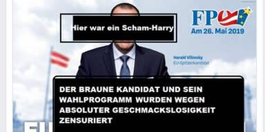 SPÖ-Ortsgruppe ätzt gegen Kurz & Vilimsky