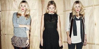 Sienna Miller modelt eigene Kollektion