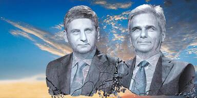 Michael SPINDELEGGER & Werner FAYMANN