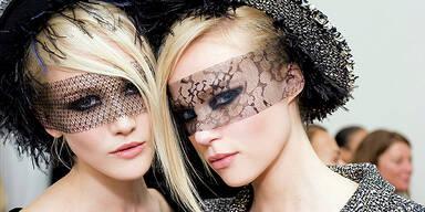Make-Up-Trends vom Laufsteg