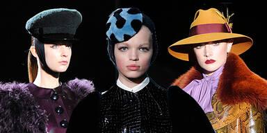 Die Hut-Trends für den Herbst