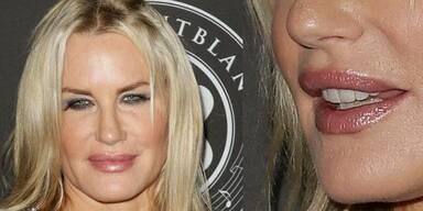 Daryl Hannah: Das Wachstum ihrer Lippen