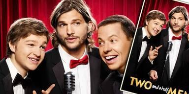 Two And a Half Men: Intro mit Ashton Kutcher