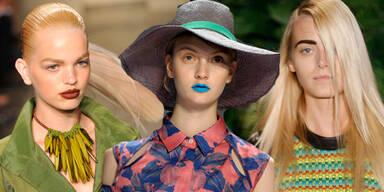 Beautylooks der Fashion Week NY 2012