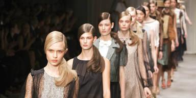 Start der Mailand Fashion Week