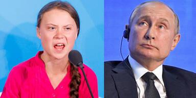 Greta Putin