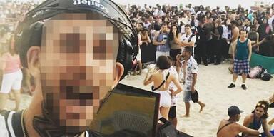 Austro-DJ in Brasilien getötet: 5 Festnahmen!