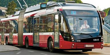 Oberleitungsbus Salzburg O-Bus