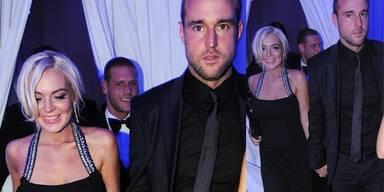 Lindsay Lohan & Philipp Plein: Hand in Hand bei amfAR-Gala