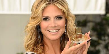 Heidi Klum launcht neues Parfum